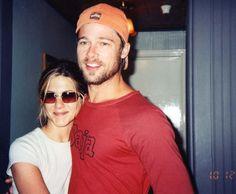 Jeniffer Aniston & Brad Pitt
