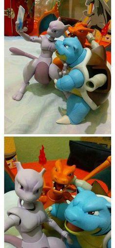 Os Pokémons dos dias de hoje
