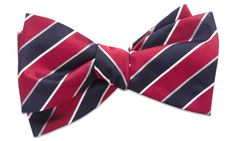 Norwich Red Bow Tie