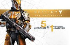 Destiny – The Collection brings together 5 adventures in one blockbusting…