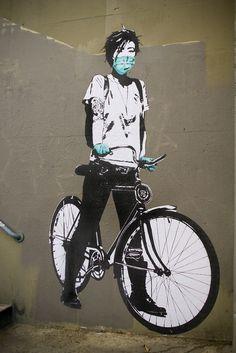 Japanese street art