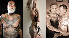 Youll Regret It When Youre Older: Tattoos of the Elderly | inkntell