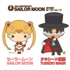 Sailor Moon And Tuxedo Mask By Azulpineiro OH MY GOD THIS IS