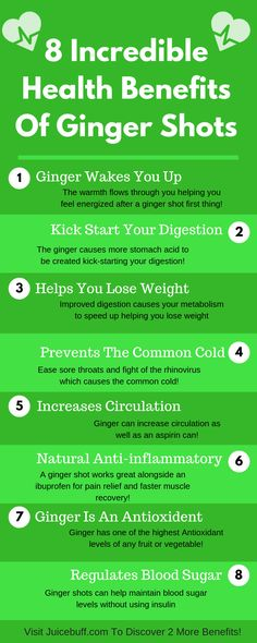 8 Ginger Shot Benefits - How Ginger Juice Can Transform Your Life - Ginger Shots! Health Benefits, Recipes and more! for beginners juice Health Benefits Of Ginger, Lemon Benefits, Matcha Benefits, Juicing Benefits, Benefits Of Coconut Oil, Ginger Shots Benefits, Benefits Of Wheatgrass Shots, Benifits Of Ginger, Juice Cleanse Benefits