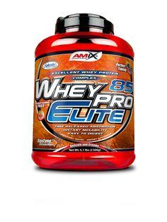WheyPro Elite 85 - protein vyznačující se delikátní a krémovou chutí a ideálním aminokyselinovým spektrem. Vyvážená směs proteinů zaručuje pozvolné vstřebávání po dobu až několika hodin. Díky tomu je vhodný i pro suplementaci ve večerních hodinách. Obsahuje veškeré esenciální a neesenciální aminokyseliny s velkým množstvím aminokyselin BCAA (L-Leucin, L-Valin, L-Isoleucin). Free Pro, Mountain Dew, Whey Protein, Easy