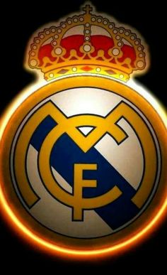 One of the Greatest Team on the Planet of the Earth! Real Madrid Crest, Real Madrid Logo, Real Madrid Club, Real Madrid Football Club, Best Football Team, Cristiano Ronaldo, Real Soccer, Madrid Wallpaper, Santiago Bernabeu