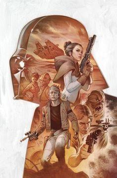 'Star Wars' by Julian Totino Tedesco