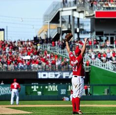 Jordan Zimmermann's first no hitter game in Nationals history!