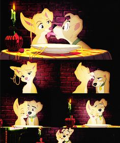 Disney 30 Day challenge Day #28: Favorite Sequel: Honestly it's a tie between Lady and the Tramp 2 and The Lion King 2. But all in all I've liked most of the disney squels.