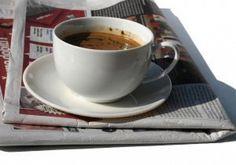 怠惰な朝のコーヒー