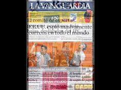 Principales Titulares de Portadas Diarios Periódicos Españoles del Sabado día 8 de Junio de 2013 ¿Que le Parecio este día? Aquí encontrará diferentes Portadas de Diarios y Periódicos Españoles procurando reflejar el día a día de las Noticias en España con lo que reflejan destacado en sus Titulares, Spain News ¡Esperamos os Guste la idea!