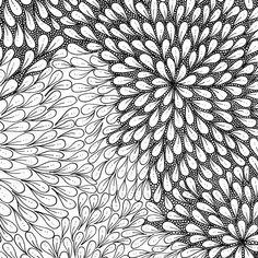 Still in progress! #doodle #doodling #drawing #teckning #pattern #mönster #theraphy #terapi #inkdrawing #tuschteckning #zendoodle #zendrawing #pendrawing #tangle #wip #pigmamicron #micron #sketchbook #zentangle #zentangleart