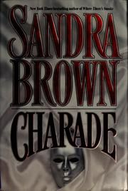 Cover of: Charade by Sandra Brown