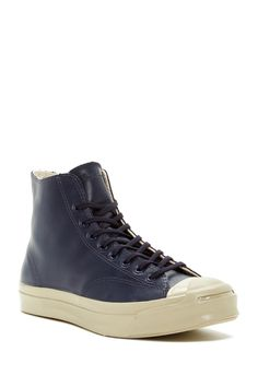 Jack Purcell Signature High Top Sneaker (Unisex)