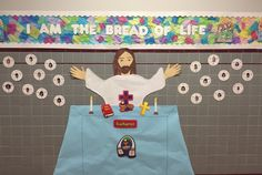 Communion Bulletin Board