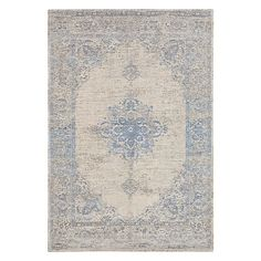 Buy Louis De Poortere Starfield Rug, Soft Blue from our Rugs range at John Lewis & Partners. Free Delivery on orders over John Lewis Rugs, Lounge Rug, Carpet Shops, Cool Rugs, Traditional Decor, Geometric Designs, Woven Rug, Bohemian Rug, Vintage Bohemian