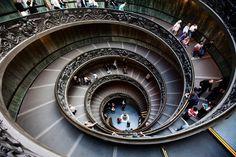 Vatican Museums, Vatican City.