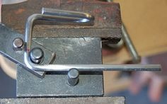 Ferramenta para dobrar ferro