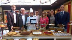La Donatella participated in Cibus 2014. #cake #pastry