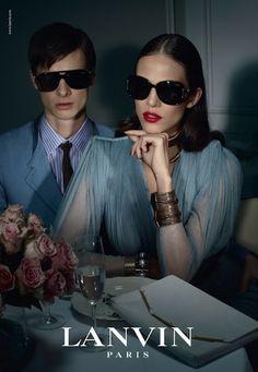 FRONT ROW: Campañas publicitarias Primavera-Verano 2012 / Fashion Ads Spring-Summer 2012