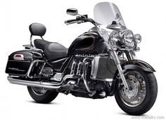 2013 Triumph Rocket 3 New Variants Launched– Pictures and Details
