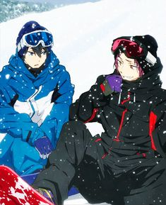 """fencer-x: """""""" S n o w A d o r a b l e """" that looks like the face of someone who chucked a snowball in someone else's face before riding down the slope and was going to get an earful but he faceplanted..."""
