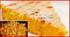 Cornbread, Food And Drink, Sweets, Ethnic Recipes, Banana, Eten, Millet Bread, Good Stocking Stuffers, Candy