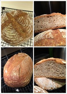 My favourite bread, Sourdough #Natural Yeast