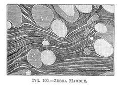 antique marbling patterns