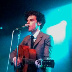 Charlie Fink of Noah and the Whale
