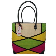 Diamond - (Lime , Yellow & Cerise) - Available in Small/Medium & Large
