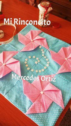 Molinillos al aire  @mirinconcito19 #patchwork #Quilts #patchworkamaquina #patchworkfacil