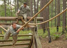 Please help JROTC rasie funds for a military style low obstacle ...