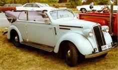Volvo PV51 Cabriolet 1937