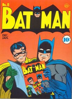 Batman: No. 8