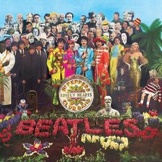 #OTD 1967. `Sgt Pepper's Lonely Hearts Club Band' reaches number 1 in the UK.  Read more about the making of the album, here: