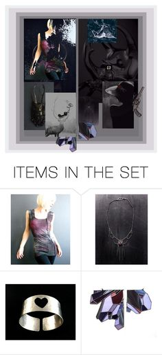 """""""Stag Beetle"""" by longliving ❤ liked on Polyvore featuring art and artset"""