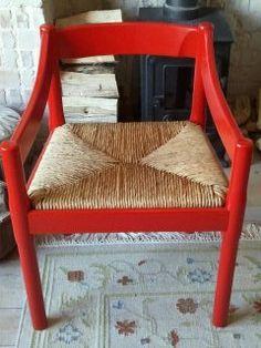 Original Habitat Carimate Chairs by Vico Magistretti 1960   eBay £50.00