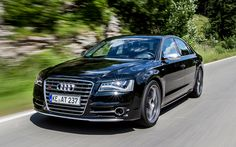 The 612-HP  ABT Audi AS8