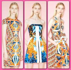 Resort 2014 - Peter Pilotto