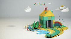 Peter Pan Onlus by Statostado , via Behance
