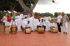 Grupos de folclor y cultura de Santa Lucía