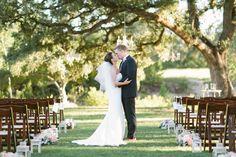 Beautiful wedding at Pecan Springs Ranch Photo by Al Gawlik Photography