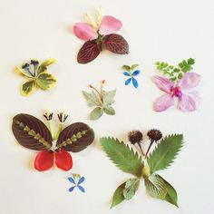 Crafts from natural materials with their hands-21