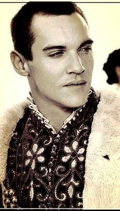 Jonathan Rhys Meyers .. The Tudors