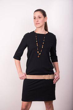 Čierne šaty raglán #detskamoda#jedinecnesaty#handmade#originalne#slovakia#slovenskydizajn#móda#šaty#original#fashion#dress#modre#ornamental#stripe#dresses#vyrobenenaslovensku#children#fashion#rucnemalovane Tunic Tops, Women, Fashion, Moda, Women's, Fashion Styles, Woman, Fasion