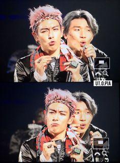 (27.11.16) «BIGBANG THE CONCERT '0.TO.10.THE FINAL» IN OSAKA DOME DAY3  #DAESUNG #TOP #TODAE #BIGBANG  #BIGBANG10
