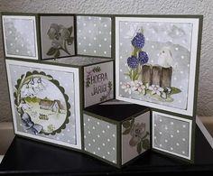 3d Cards, Handmade Cards, Decorative Boxes, Female, Design, Craft Cards, Diy Cards, Decorative Storage Boxes