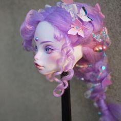 #mh #monsterhigh #monsterhighdolls #doll #dollrepaint #repaint #repaintdoll #makeupdoll #makeupdolls #artdoll #dollphotography #ooak… Doll Hairstyles, Doll Painting, Doll Repaint, Monster High Dolls, Art Dolls, Disney Princess, Disney Characters, Hair Styles, Instagram