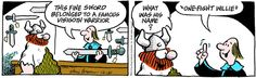 Hagar the Horrible | Comics | ArcaMax Publishing